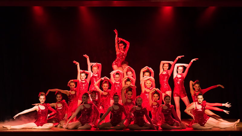 Charnwood show performance