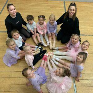 Charnwood young dancers