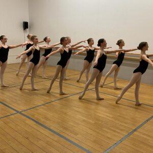 Charnwood dancers
