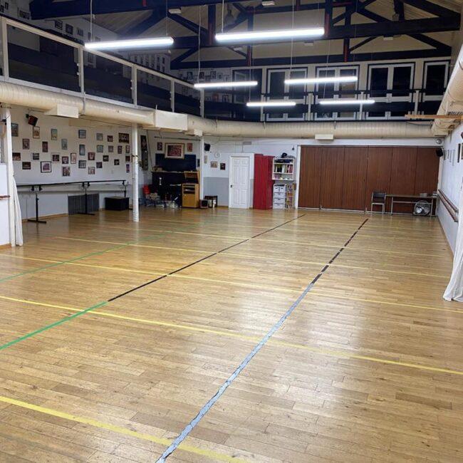 Charnwood dance studios