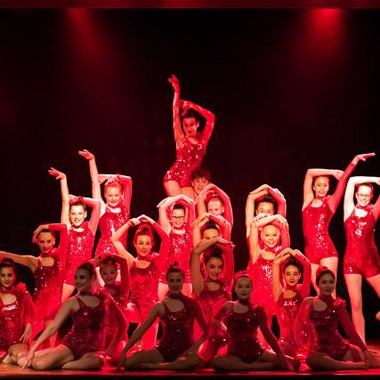 Charnwood School of Dance show